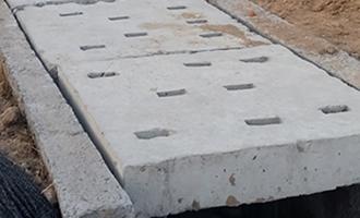 路边排水沟水泥盖沟板